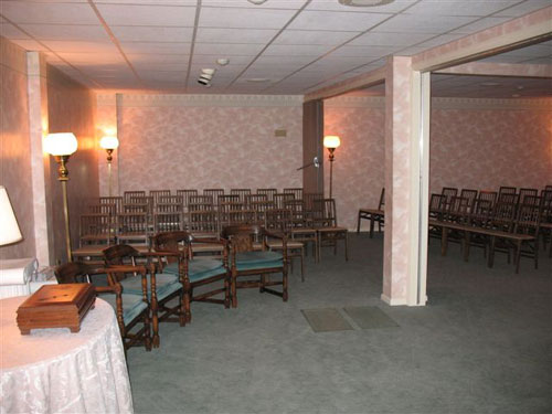 Welcome to Chopyak-Scheider Funeral Home: Our Interior Memorial Service Area